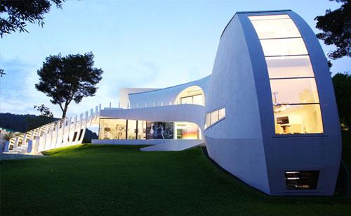 Casa son Vida – Palma de Mallorca, Spain, via architectureartdesigns.com