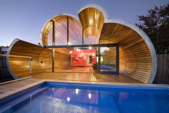 Cloud House, Australia Residential Architecture