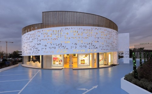 Commercial Design - Placebo Pharmacy by KLab Architecture