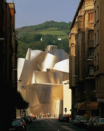 Guggenheim, Bilbao, Gehry