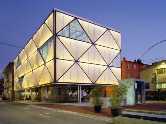 Miroiterie commercial building | Lausanne, Switzerland | Brauen & Waelchli Architecture
