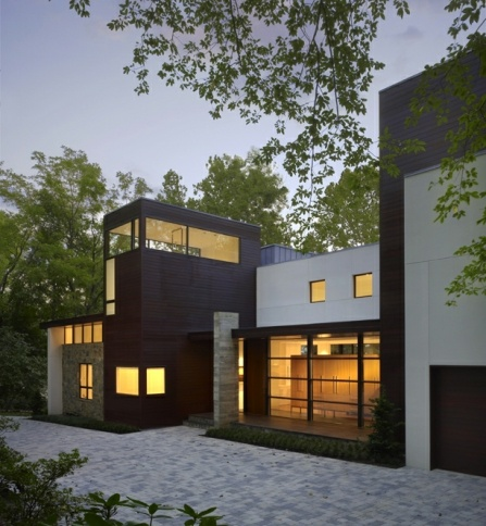 Residential Architecture- Crab Creek House by Robert Gurney Architect